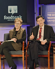 "Shenggen Fan Speaking on a Panel at the Food Tank Washington, DC Summit, ""Let's Build Better Food Policy"" (IFPRI-IMAGES) Tags: foodtank shenggenfan policy foodpolicy usgovernment economicgrowth dc agriculturalinvestments washingtondc gwu nutrition conference hunger worldhunger ifpri panel"