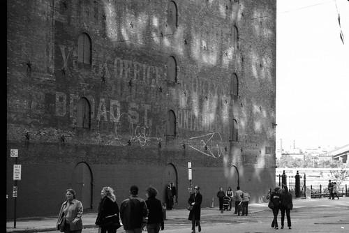 DUMBO wall