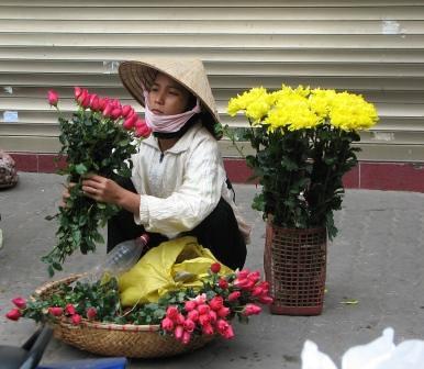 Nguoi ban hoa