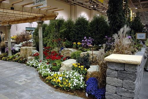 Flowers At The Minnesota Home U0026 Garden Show