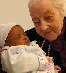 Youngest and Oldest Church Member