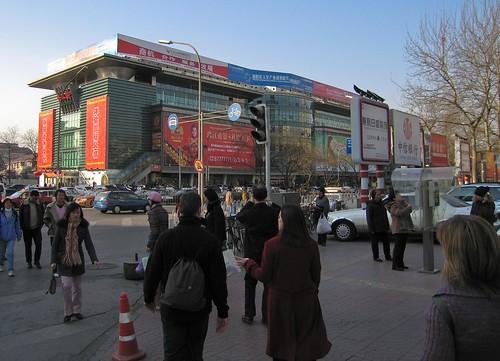 Silk Market Beijing