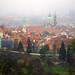 Praha red brick