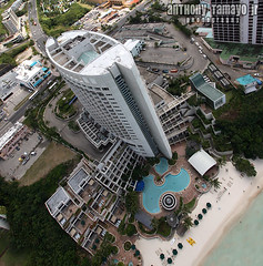 Westin Resort Guam (TMJ Photography) Tags: hotel surf photographer angle wide jr aerial helicopter junior anthony guam freelance tamayo