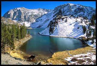 Ellery Lake, Yosemite