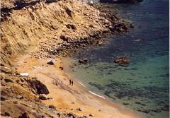 Red Beach, near Matala, Crete (jlacpo) Tags: beach greece naturism crete matala redbeach