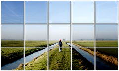 tiles ( - s  ) Tags: holland topf25 dutch landscape mosaic 15 tiles nederlands hollands landschap mozaiek tegels vijftien challengeyouwinner