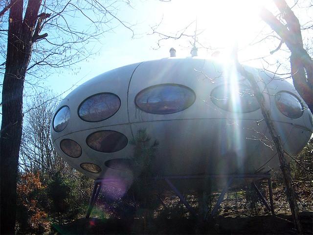 Architecture - Futuro UFO 02