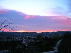 DSCN2032 (Fatabugiarda) Tags: sky italia alba cielo toscana valdarno sfumature