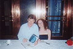 Sarah and Michael Palin