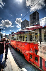Fwd: Training (Automatt) Tags: sanfrancisco red sky people motion clouds train interestingness fav50 trolley tram fav20 muni streetcar fav30 hdr fline fav10 fav100 1059 fav40 fav60 fav110 fav90 fav80 fav70 fav120 fav130 qoop06 fave100