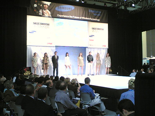 CTIA Wireless Fashion Show