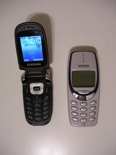 Samsung SGH-X660 Vs. Nokia 3330 Round 3