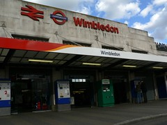 Picture of Wimbledon Station