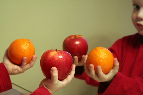 Apples and Oranges by Automania, on Flickr
