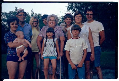 Haynes family 1971