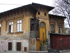 This house spoke to me (Julie70) Tags: 2006 romania roumanie bucarest bucaresti rominia