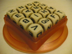 Boggle by smudie, on Flickr