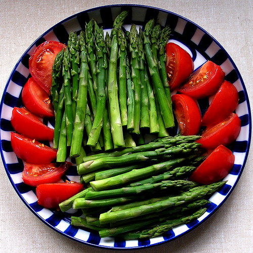 spring vegetables sc by Muffet.