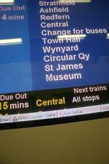 Start the train (kristoferpalmvik) Tags: windows sydney cityrail
