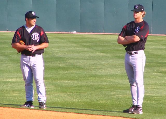 Jason Botts on right