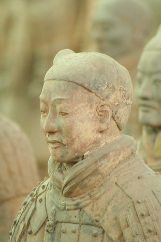 Terracotta Warrior Xiam China