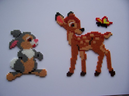 Baby Favor Sneaky Craft Hama Beads Crafts Ideas