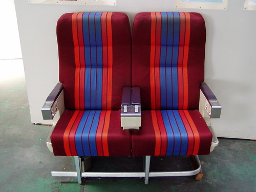 20060422 Airline Seats by tspauld from Flickr