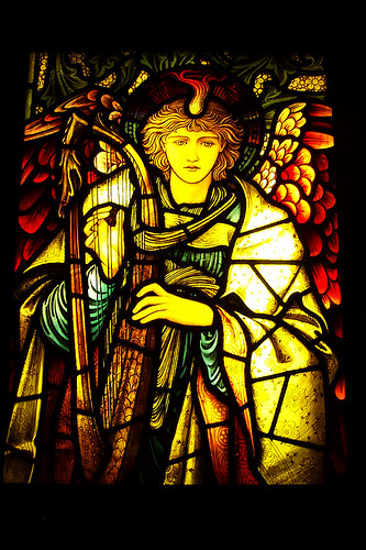 william morris work. William Morris stained glass,