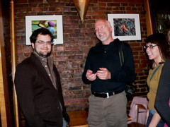ben, marc, and sweet charity (leafy) Tags: pittsburgh pittsburghexposure 42806 exposure042806 myexposure exposurenetwork