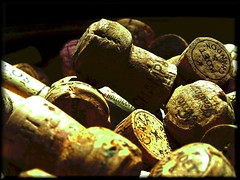 Good Times (LaMadrilea) Tags: bottle shadows wine cork champagne sombras corks vino champan intrigue diamondclassphotographer flickrdiamond diamondclassphotographers