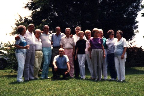 Family Reunion - 1989