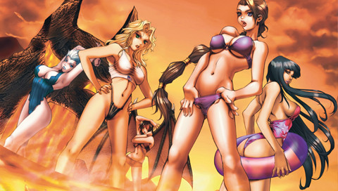 mortal kombat girls hot wallpaper desktop
