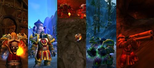 Poster de la pelicula de Warcraft