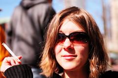 spring r (Janrito Karamazov) Tags: portrait film smile sunglasses hand bokeh retrato cigarette smoking r marlboro mano gafas sonrisa roro nikonn75 cigarrillo fumando janrito alejandrogiacometti