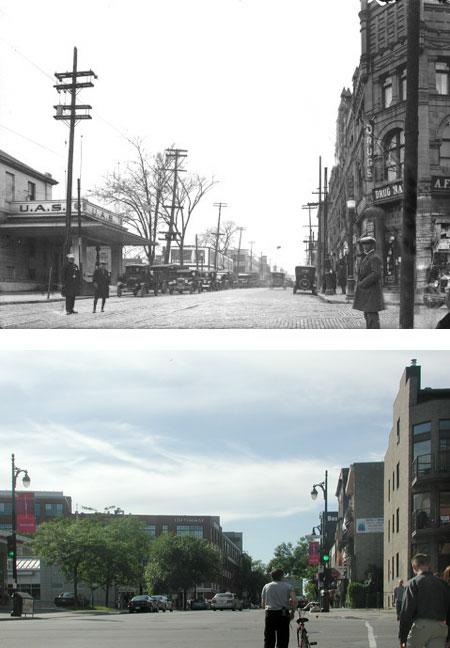 Montreal nekad i sad