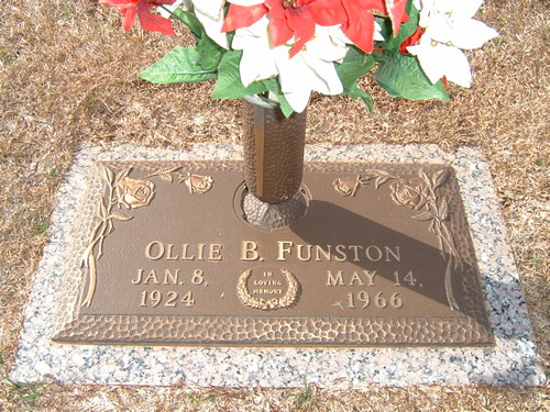 Ollie Britt Funston