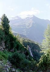 Kolm Saigurn - Barbara Waterfall (dellafels) Tags: mountain alps nature water topv111 landscape ilovenature austria rocks waterfal kiss2 1on1 kiss3 dellafelspic kiss1 kiss4 lovephotography kolmsaigurn kiss5 barbarawaterfall