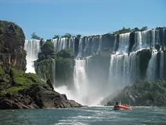 Argentina 3 (SqueakyMarmot) Tags: travel argentina weather ilovenature waterfall falls clear iguassu aroundtheworldin80photos