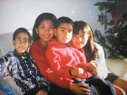 christmas in goleta years ago