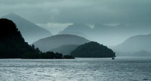Remote Fiordland