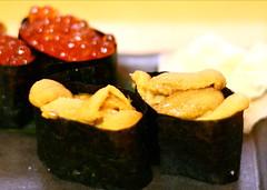 all time favorite (Prudence Ann) Tags: food japan canon eos 50mm yummy hokkaido delicious  seafood uni japanesefood hakodate  seaurchin tastyfood kissn
