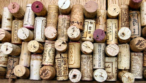 A sample of our cork collection