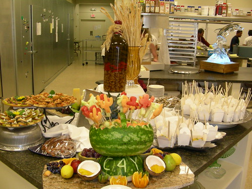 Food Station by Tracy Hunter, on Flickr