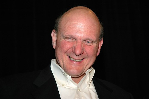 Steve Balmer at Churchill Club Photo (278)