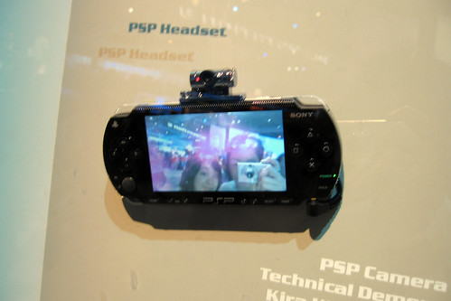PSP Webcam/eyetoy
