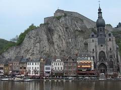 Dinant, Belgium (John & Mel Kots) Tags: castle belgium belgique belgie citadel dinant meuse wallonie citadelle