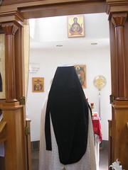 Hieromonk (Olympiada) Tags: icons altar monastery stjohnsmonastery hieromonk orthodoxchurchinamerica