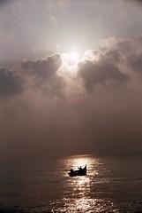 Sun Rise at Pondicherry (Neralla Dinesh) Tags: sun rise pondicherry