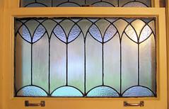 Victorian Window (Sharon Mollerus) Tags: colors bathroom stainedglass oldhouse mansion leadedwindow 1on1 lovephotography qd09